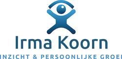 Irma Koorn | De Bloggende Coach Logo